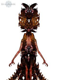 Hellblade | Ornate Elements