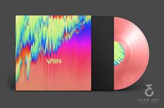 VAIIN Vinyl Gatefold on Behance