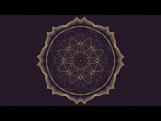 741 Hz ❯ Spiritual Detox ❯ Remove Toxins & Negative Thoughts ❯ Mandala Meditation Music - YouTube