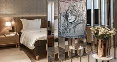 Maleri på vegg interiør Medusa Divider, Medusa, Room, Furniture, Home Decor, Kunst, Jellyfish, Bedroom, Decoration Home