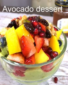 My avocado dessert recipe. I have posted it before in writing but many of my followers requested video versions of my recipes so I decided…