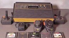 This was the exact Atari set my brother and I got for Christmas.  One of my favorite games was Barn Storming.