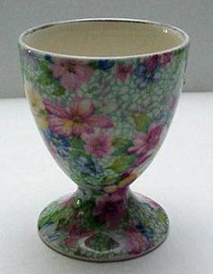 Royal Winton Marion Chintz Egg Cup