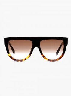 ad4af52d5e CELINE HAVANA BLONDE SHADOW SUNGLASSES Celine Shadow Sunglasses