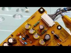 Electronics Projects, Electronic Circuit Projects, Tablets, Mixer, Triangle, Led, Youtube, Videos, Iron Wall Decor
