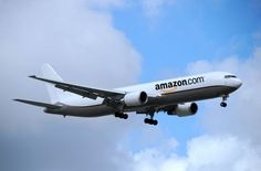 Amazon has its own transport aircraft