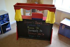 How To Make A Puppet Theater