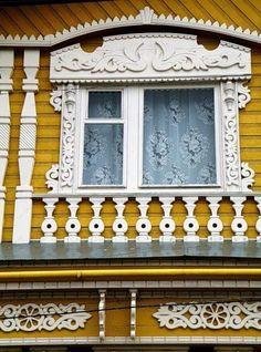 Russia wooden art