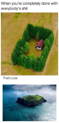 Looks like when we do camp roleplays in Minecraft xD we just build a area then put trees around it lmbo