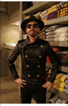 Men's Leather Jacket, Leather Men, Leather Jackets, Best Bike Shorts, Leather Fashion, Mens Fashion, Dapper Suits, Riders Jacket, Sharp Dressed Man