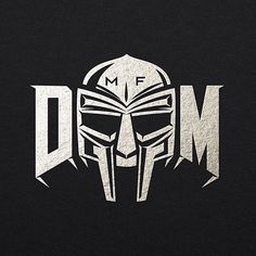 WEBSTA @ travispriceillustration - Thought I'd finish the day with a quick logo remix… this time with Hip Hops super villain MF Doom and the first person shooter game of the same name! #doom #mfdoom #doomsday #hiphop #london #newyork