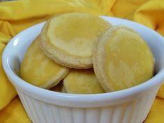 Ma Cuisine Végétalienne: Sablés au citron (Vegan)
