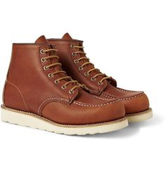 Red Wing Shoes Men's 200 6 Moc Boot | I need this! | Pinterest ...