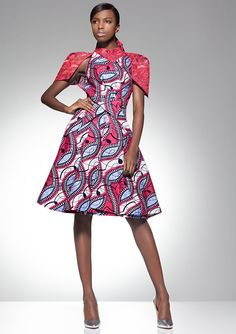 "Vlisco ""Parade of Charm"" Collection"