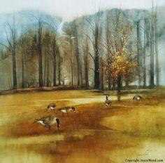 Watercolor Paintings, Gallery