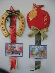 Αποτέλεσμα εικόνας για χριστουγεννιατικο παζαρι κατασκευες Cd Recycle, Recycling, Diy And Crafts, Christmas Crafts, Christmas Ornaments, Craft Activities, Christmas Time, Advent Calendar, Projects To Try