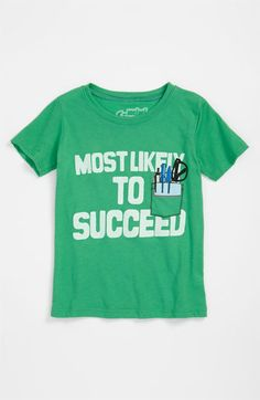 Mighty Fine 'Success' T-Shirt (Toddler) available at #Nordstrom