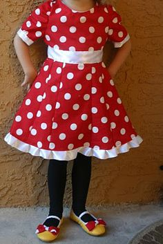 Minnie Mouse for Emma