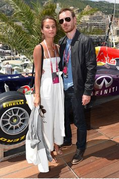 Michael Fassbender And Alicia Vikander (Called It Quits: 18th September 2015)