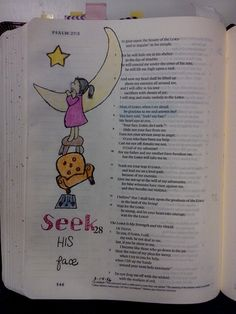 Psalm 27:7-8