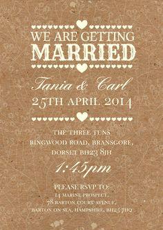 135 best wedding invites images on pinterest invites wedding