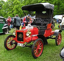 1906 REO Model B Runabout in 2005