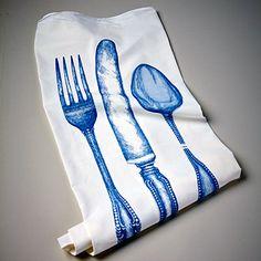 Flour Sack Towel from cakevintage.com; $24.95