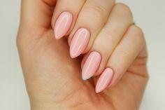 Magdalen Make'up: Manicure hybrydowy Semilac #3 - 047 & 022