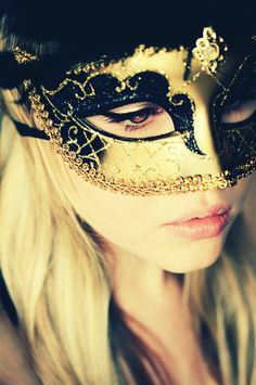 one day i want to attend a masquerade
