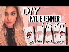 DIY KYLIE JENNER LIP KIT - YouTube