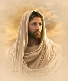These beautiful art prints tell the story of Jesus Christ's life and ministry. Wall art, prints, and gifts are a great way to invite the Savior into your home, turning your thoughts to him more often, and establishing your Christ-centered home. Images Of Christ, Pictures Of Jesus Christ, Religious Pictures, Jesus Face, God Jesus, Lds Art, Jesus Christus, Christian Art, Kirchen