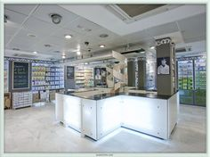 Diseño interior 4 Farmacia