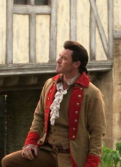 Beauty and the Beast 2017 Gaston