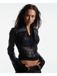Buy womens leather jacket online at leathernxg