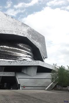 Jean Nouvel's Philharmonie Paris