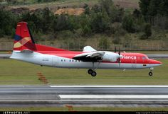HK-4496  Avianca - Fokker 50 Fokker 50, International Civil Aviation Organization, Commercial, Boeing 747 200, World Pictures, Flight Deck, Aircraft Pictures, Photo Online, Countries Of The World