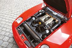 Porsche 928, Auto Motor Sport, Cool Cars, Supercars, Hot Rods, Transportation, Trucks, Collection, Red