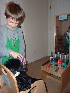 1000+ images about Dramatic Play- Hair Salon on Pinterest Dramatic ...
