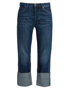 260d974839c M.I.H JEANS Phoebe low-slung boyfriend jeans.  m.i.hjeans  cloth  jeans