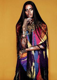Этнический стиль в одежде | Wildberries Style Magazine