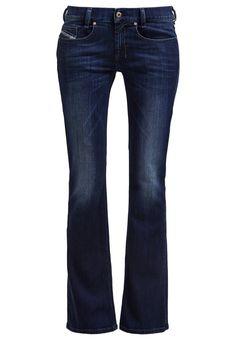 Diesel LOUVBOOT Bootcut jeans 0814W