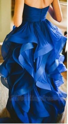 Strapless Royal Blue Prom Dresses,Pretty Elegant Party Dress http://21weddingdresses.storenvy.com/products/16889355-strapless-royal-blue-prom-dresses-pretty-elegant-party-dress