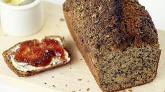 Seeded Savory Quick Bread Recipe