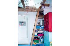 Ladder - storage