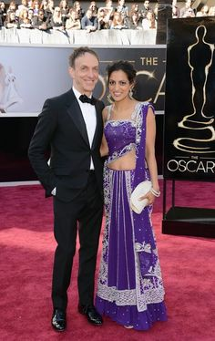 ""\""""Life of Pi"""" composer Mychael Danna and his wife, Aparna.    Love her dress!""236|374|?|en|2|faeb185bbc4036c2c67638a0c052e61f|False|UNSURE|0.3498234152793884