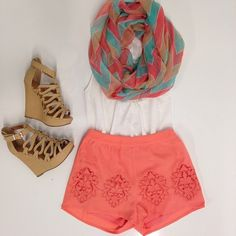 15 spring summer outfit ideas – latest cute street style trend on Womens Fashion Casual Summer, Teen Fashion, Spring Summer Fashion, Fashion Outfits, Summer Fall, Spring 2014, Outfits For Teens, Summer Outfits, Casual Outfits