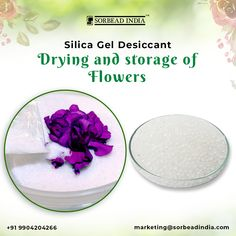 Our silica gel having a high surface area around 800m2/g allows water adsorbtion readily when the temperature is near to or higher than 40 degree Celsius Contact Us: www.silicagel-desiccant.com marketing@sorbeadindia.com +91 9904204266 #sorbeadindia #Silicagel #Flowerdrying #flowerstorage #useofsilicagel #waterabsorber #Silicagelbeads Silica Gel, Surface Area, Marketing, Water, Gripe Water