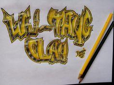 Art tag Wu-Tang Clan