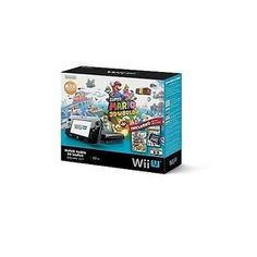 Wii U Deluxe Bundle with Super Mario 3D World