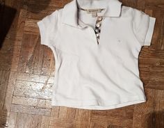Polo fille Burberry